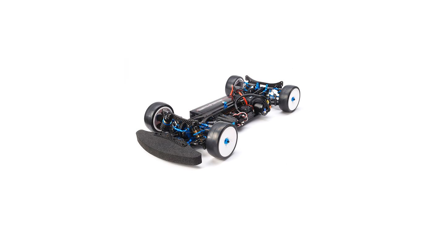 Image for 1/10 TRF419X WS Chassis 4WD On-Road Kit from HorizonHobby