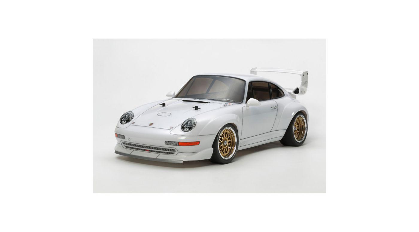 Image for 1/10 Porsche 911 GT2 Racing 4WD TA02SW, Ltd Ed. Kit from HorizonHobby