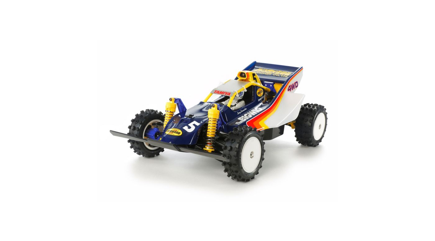 Image for 1/10 2017 Bigwig 4WD Off Road Buggy Kit from HorizonHobby