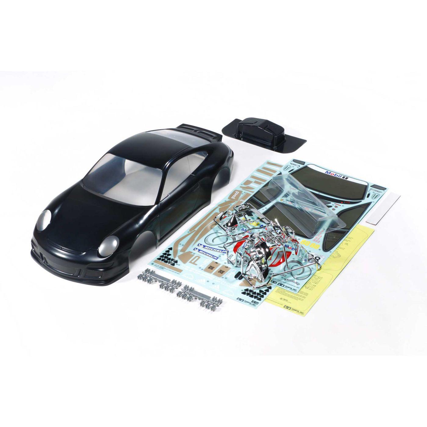 Porsche 911 GT3 Cup VIP 2007  Body Set Black  (TAM47365)
