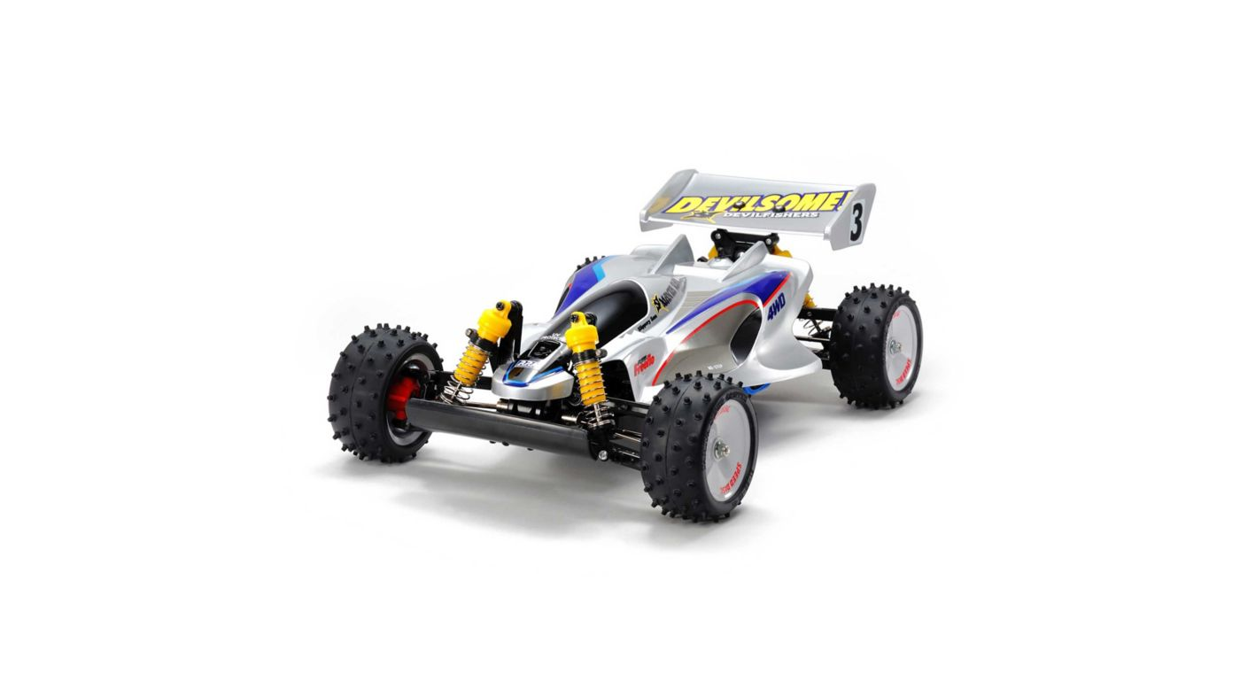 Image for 1/10 Manta Ray (2018) Limited Edition 4WD Off-Road Buggy Kit from HorizonHobby