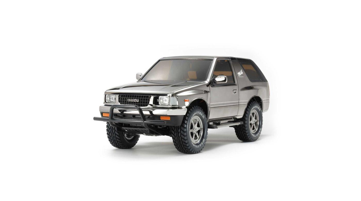 Image for 1/10 Isuzu mu Type X 4WD CC-01, Black Metallic from HorizonHobby
