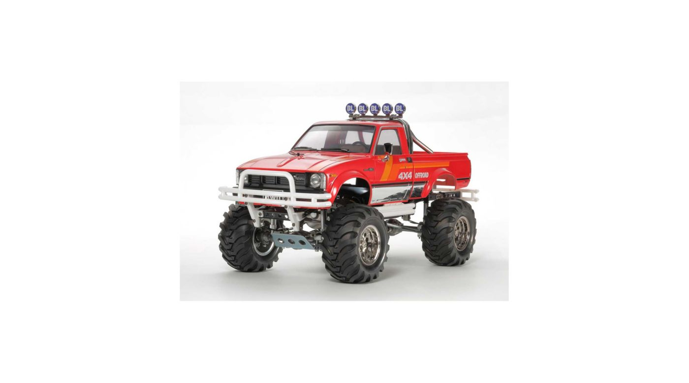 Image for 1/10 Toyota 4x4 Pick-Up Mountain Rider Ltd from HorizonHobby