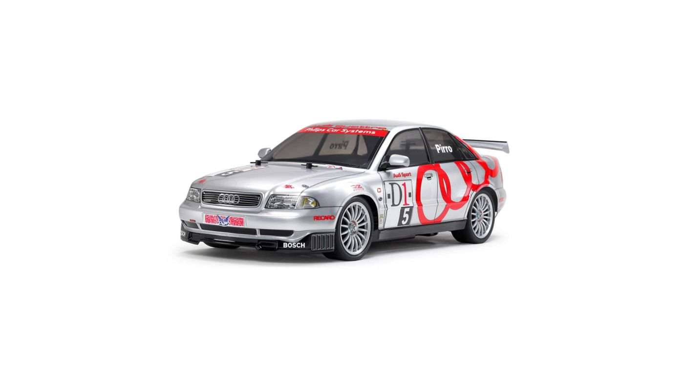 Image for 1/10 Audi A4 Quattro Touring, TT-01 Type E Chassis from HorizonHobby