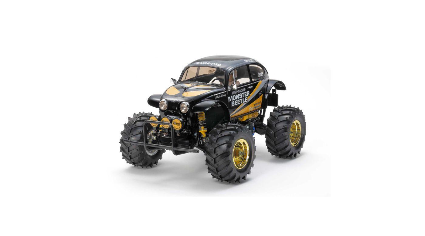 Image for 1/10 Monster Beetle 2WD Kit, Black from HorizonHobby