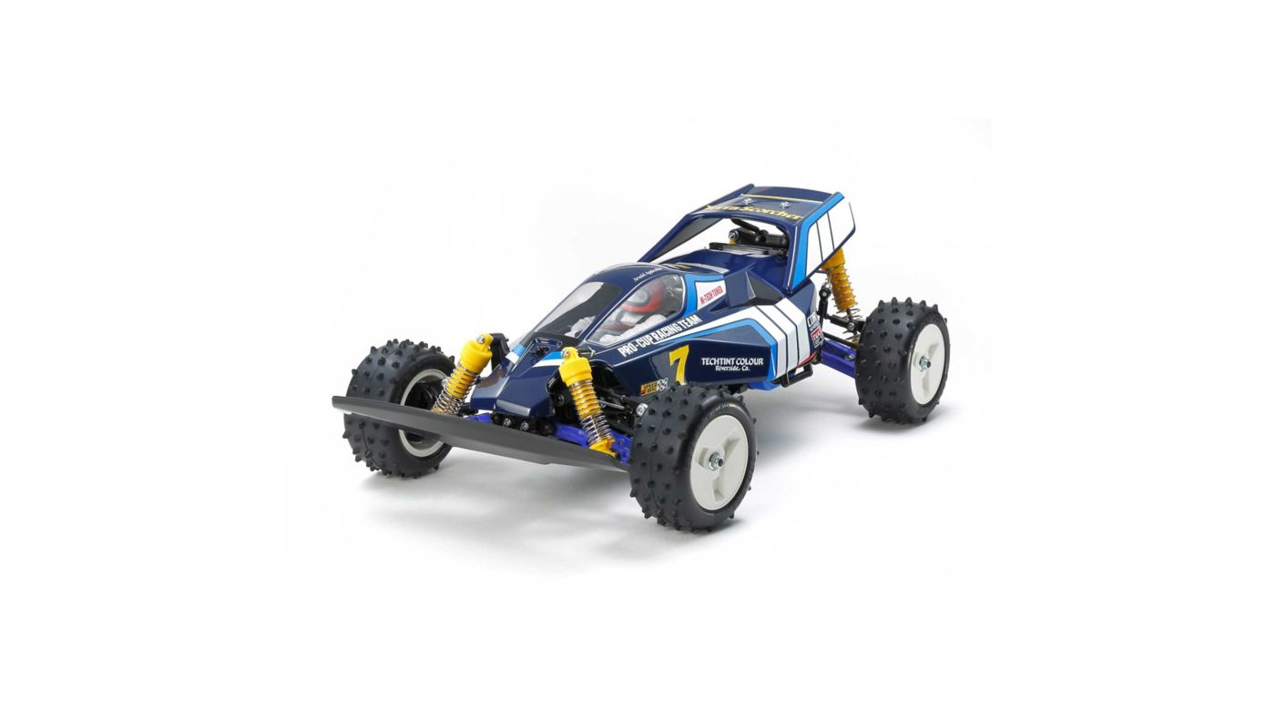 Image for 1/10 Terra Scorcher 4WD Buggy Kit (2020) from HorizonHobby