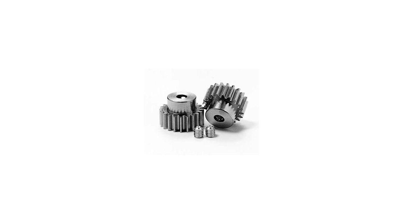 Image for AV Pinion Gear Set 24T,25T: TT01/CR01 from HorizonHobby