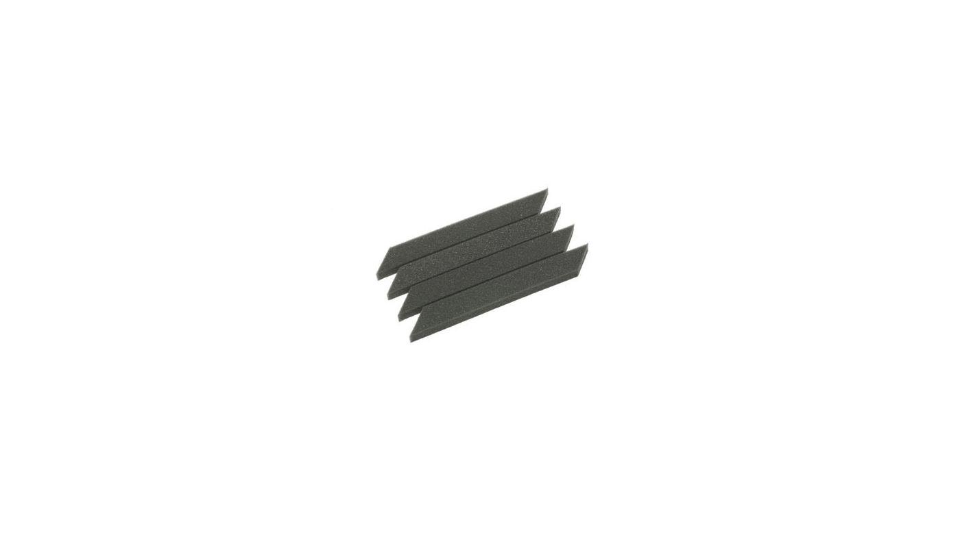 Image for M-Chassis 60D Inner Sponge Inserts (4) from HorizonHobby