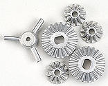 Tamiya America Inc - Bevel Gear Set: TT-01, TGS