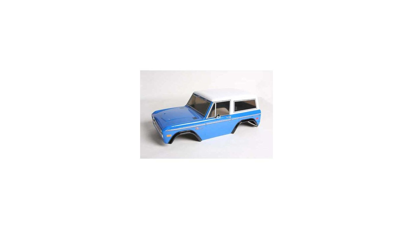 Image for Body Set Ford Bronco, Clear: CC01/CR01 from HorizonHobby