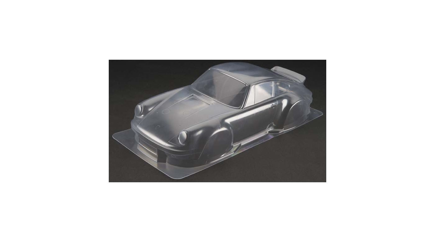 Image for 1/10 Porsche 911 Carrera Clear Body Set from HorizonHobby