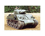 Tamiya America Inc - 1/16 M4 Sherman Howitzer, 105mm Kit