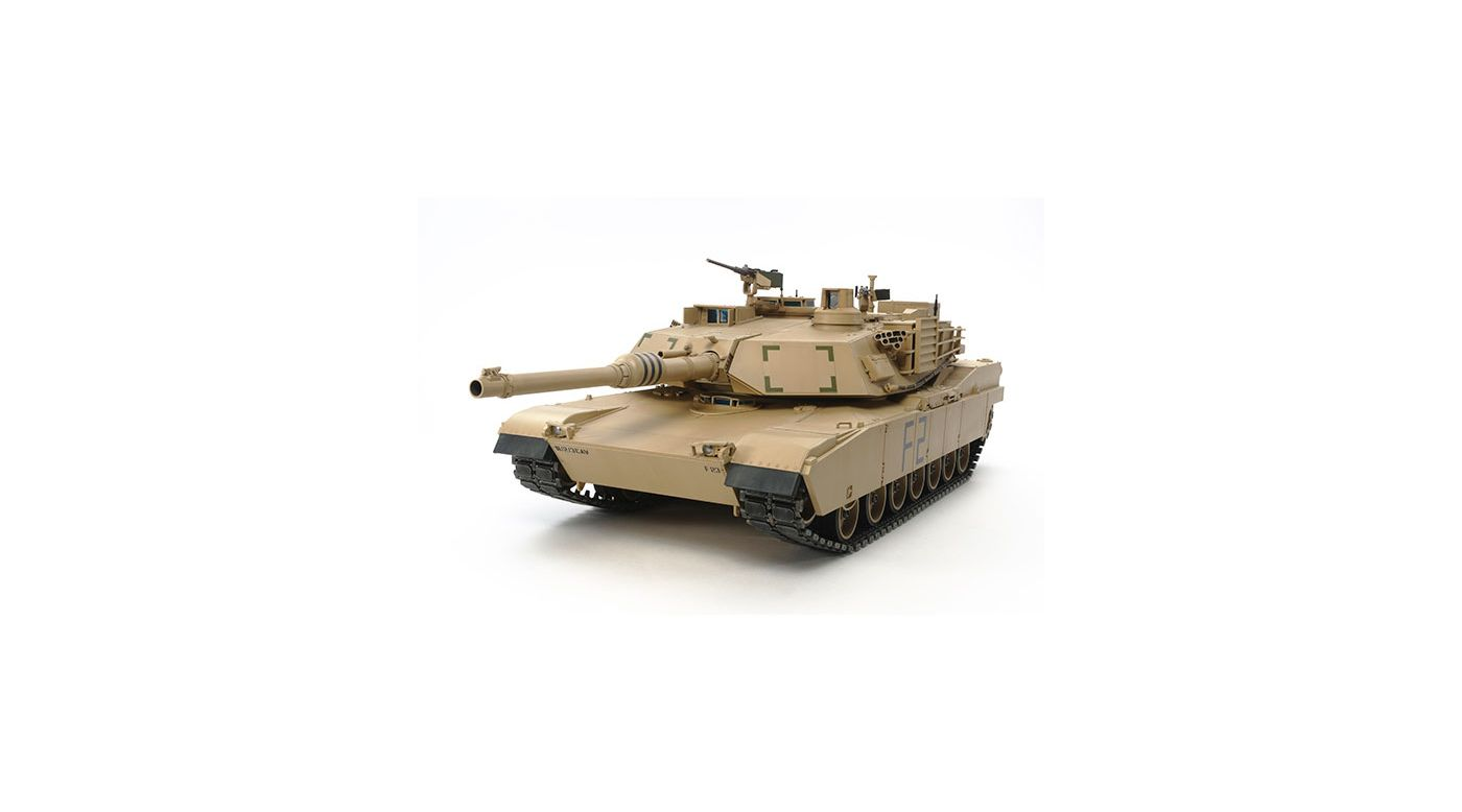 Image for 1/16 U.S. Main Battle Tank M1A2 Abrams Full-Option Kit from HorizonHobby