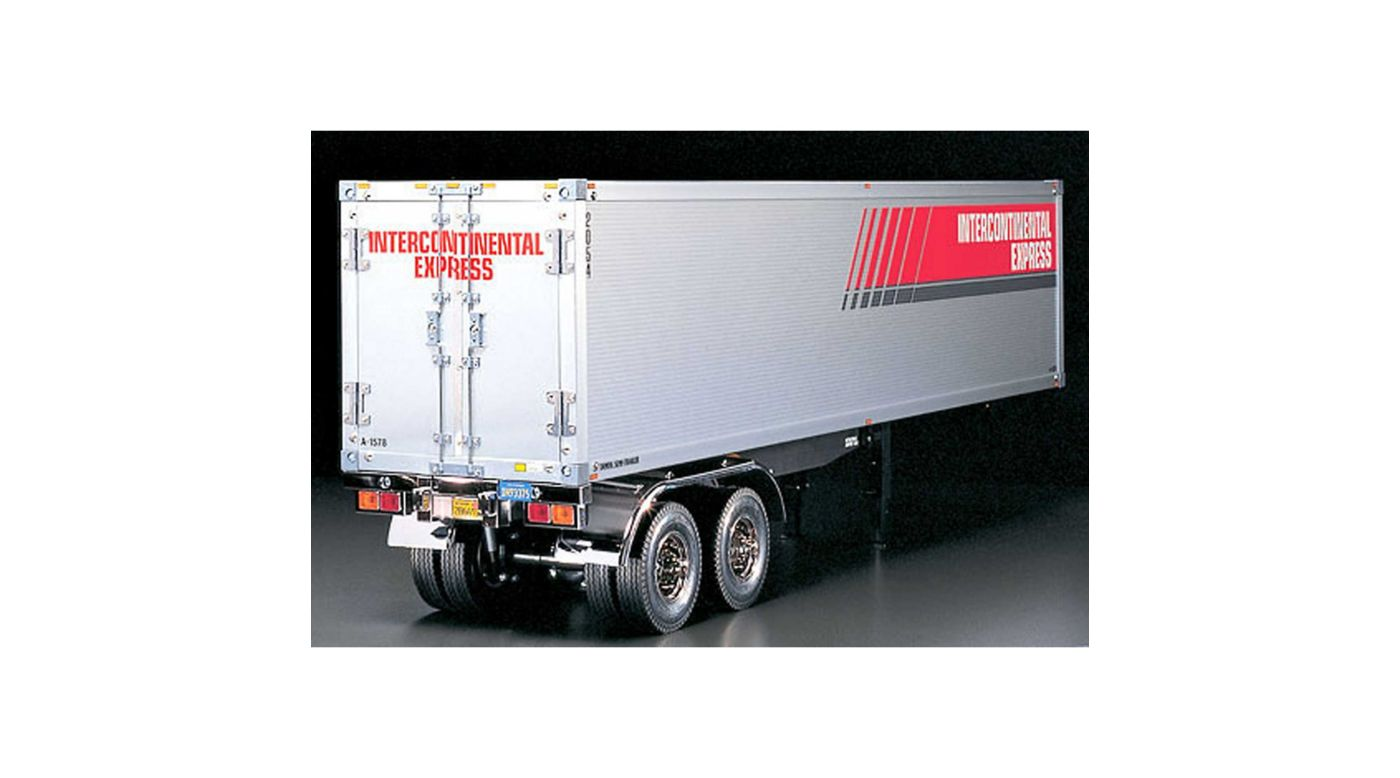 Image for 1/14 Semi Trailer Kit from HorizonHobby