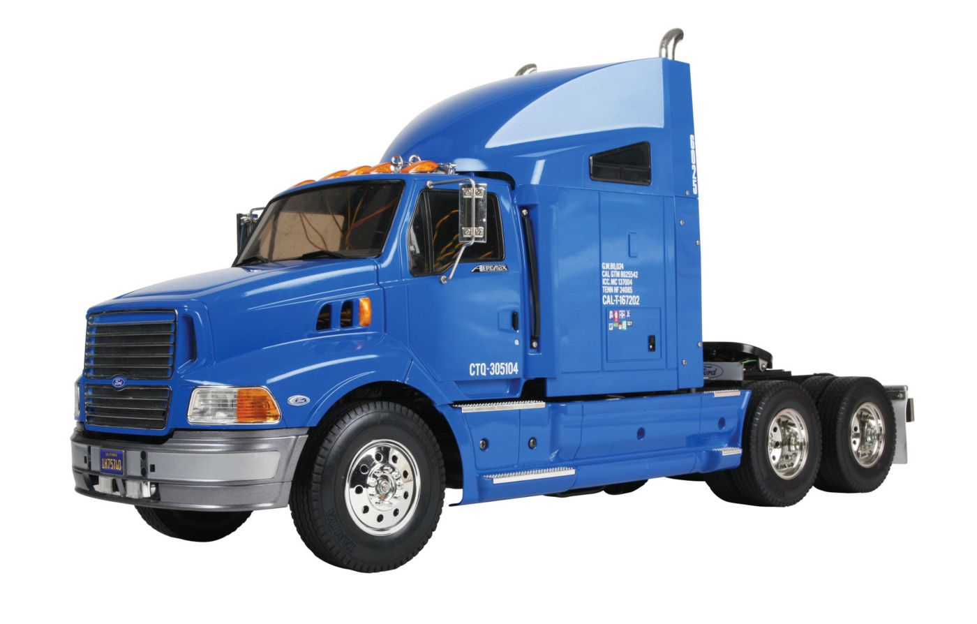 Image for 1/14 Ford Aeromax Semi from HorizonHobby