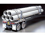 Tamiya America Inc - 1/14 Semi Pole Trailer Kit