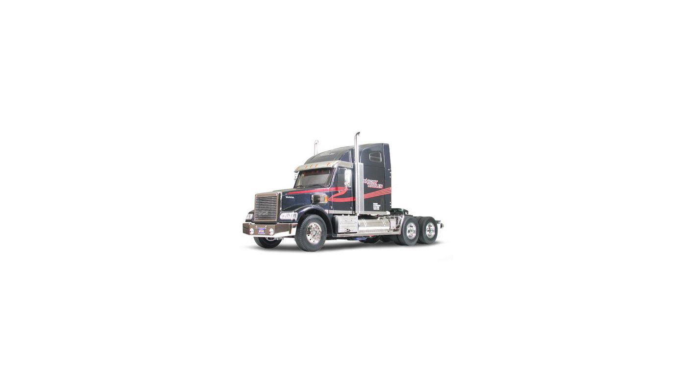 Image for 1/14 Knight Hauler 2WD Semi Tractor Kit from HorizonHobby