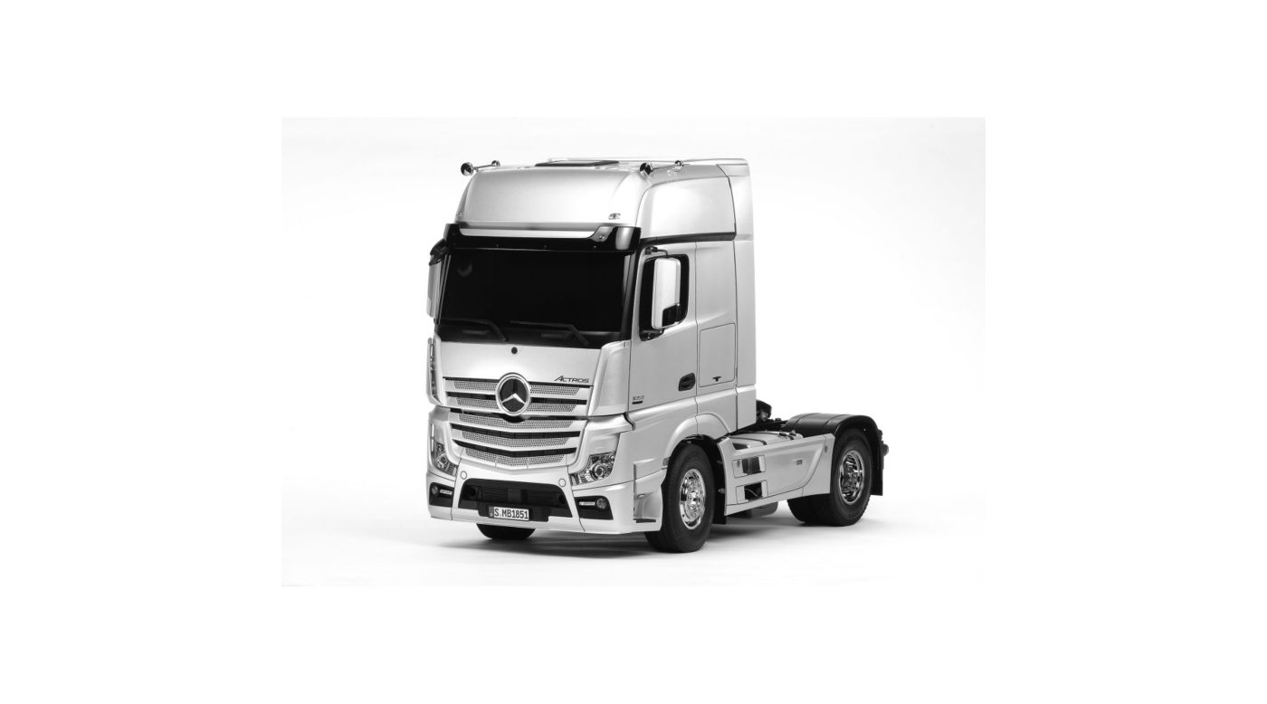 Image for 1/14 Mercedes-Benz Actros 1851 GigaSpace from HorizonHobby