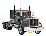 Tamiya America Inc - 1/14 King Hauler Black Edition Kit