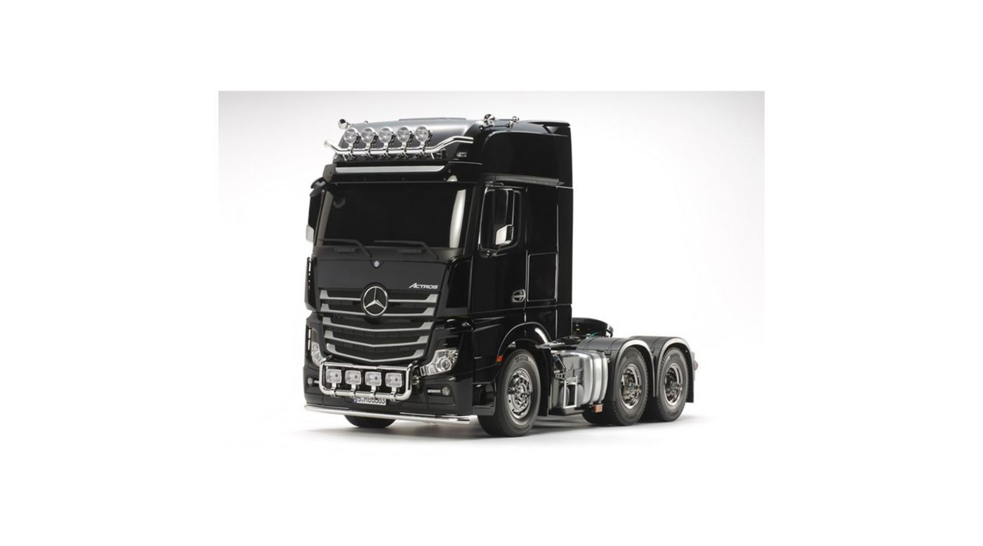 Image for 1/14 Mercedes-Benz Actros 3363 6x4 GigaSpace Kit from HorizonHobby