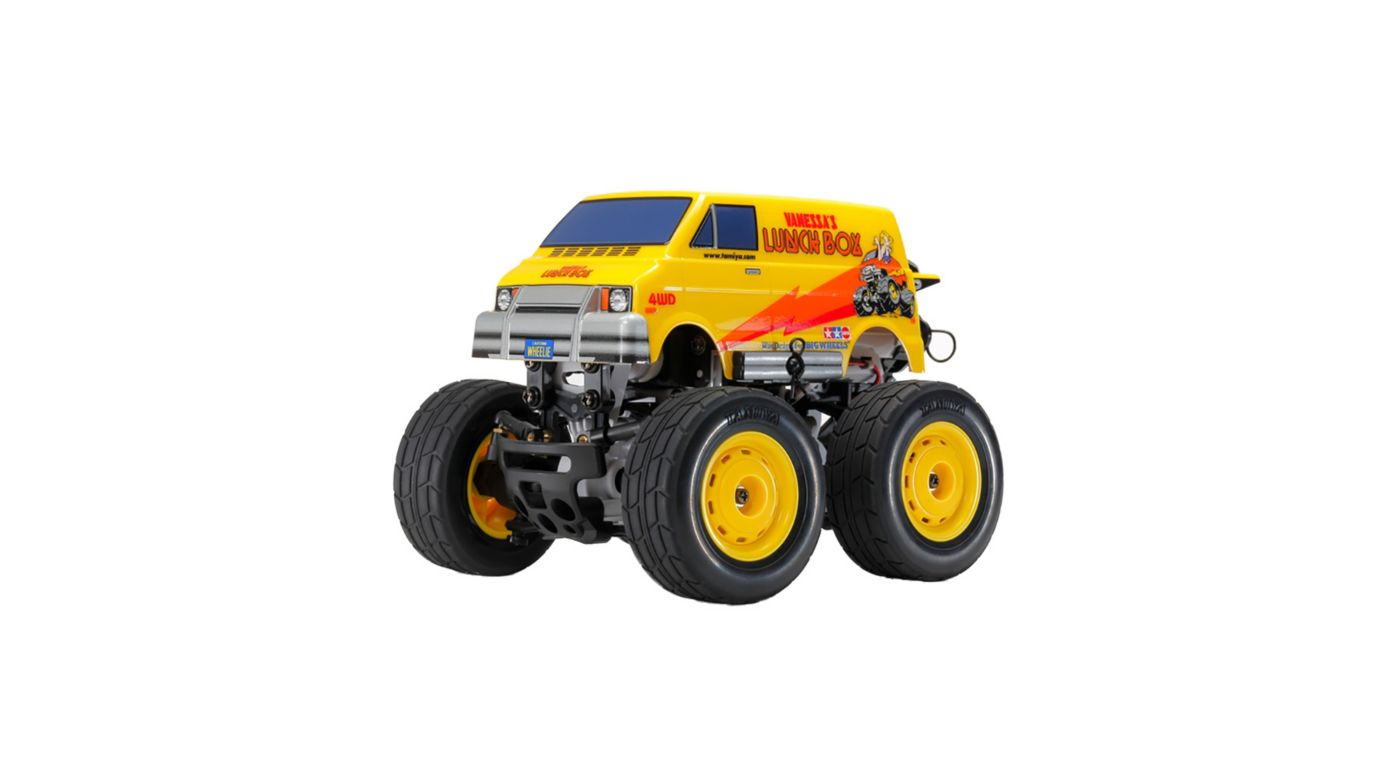 Image for 1/24 Lunch Box Mini SW-01 4WD Monster Truck Kit from HorizonHobby
