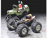 Tamiya America Inc - 1/10 Wild Willy 2000 Kit