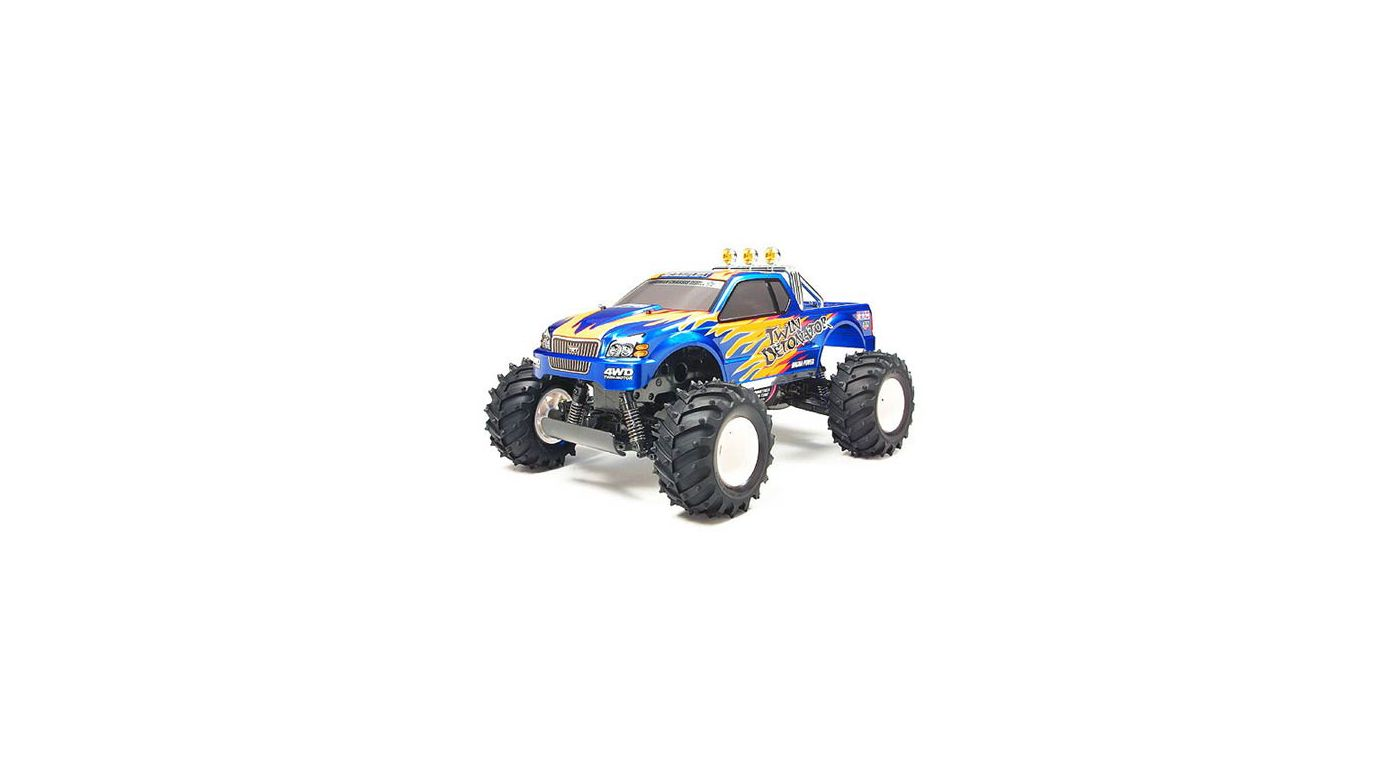 Image for Twin Detonator 4WD Kit from HorizonHobby