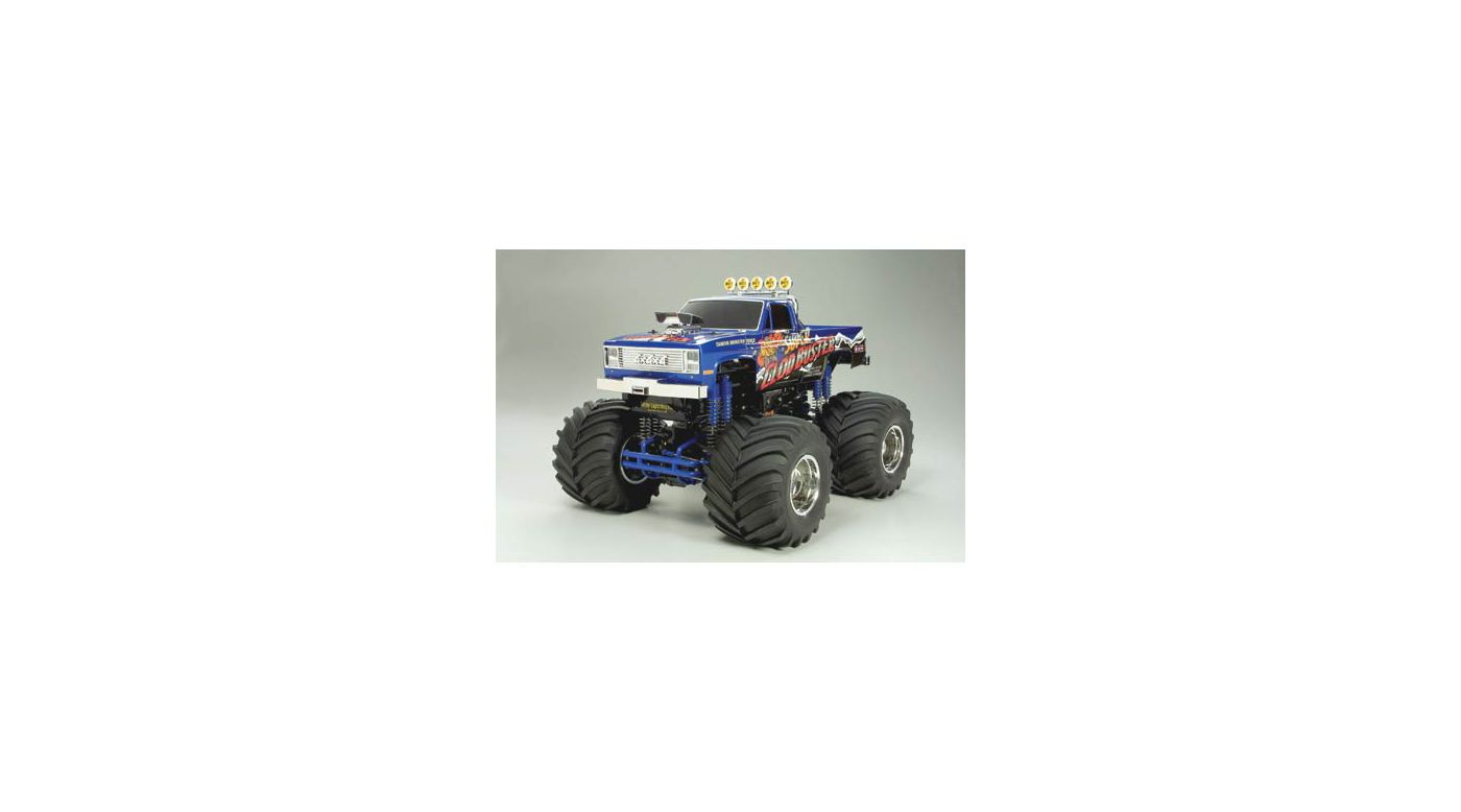 Image for 4x4x4  Super Clod Buster Kit from HorizonHobby