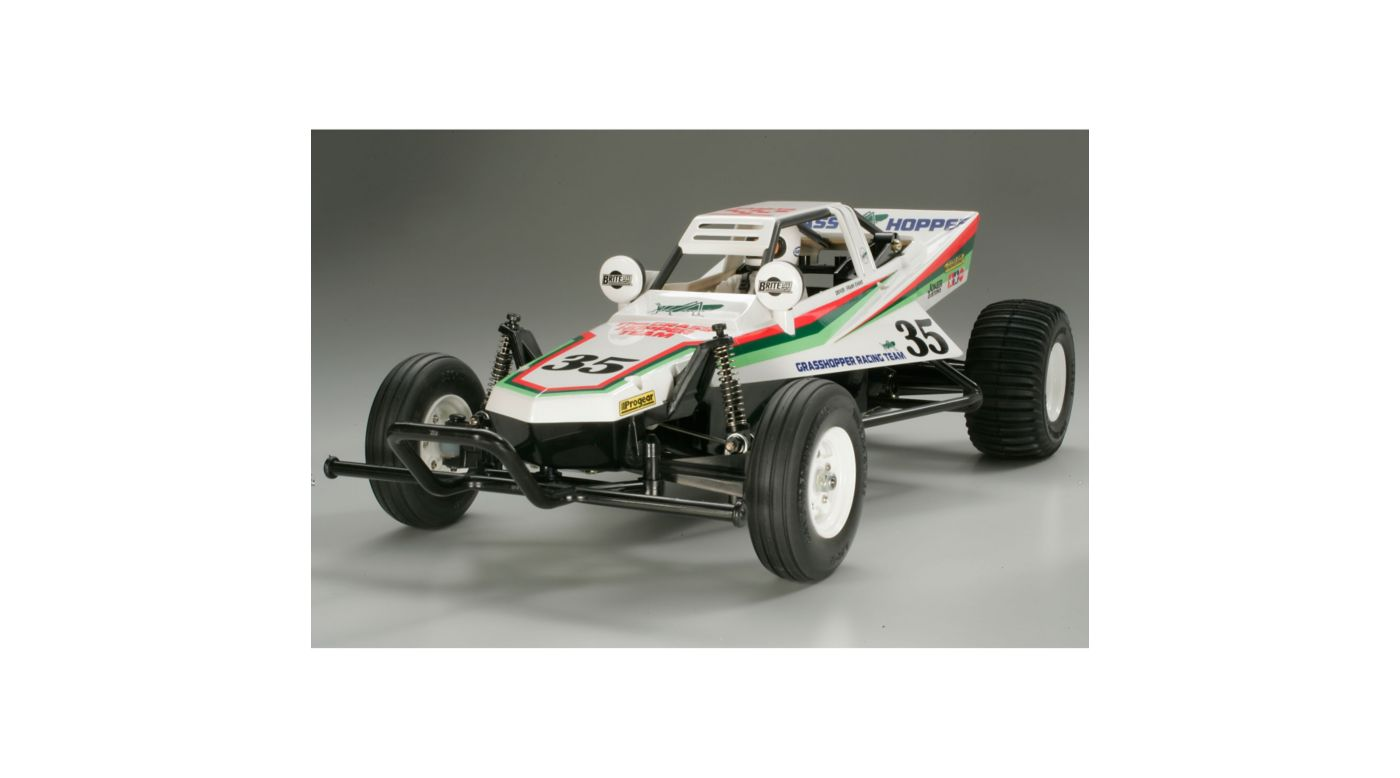 Image for 1/10 Grasshopper 2WD Buggy Kit from HorizonHobby