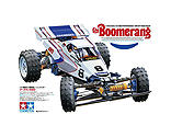 Tamiya America Inc - 1/10 2008 Boomerang 4WD Off Road Buggy Kit