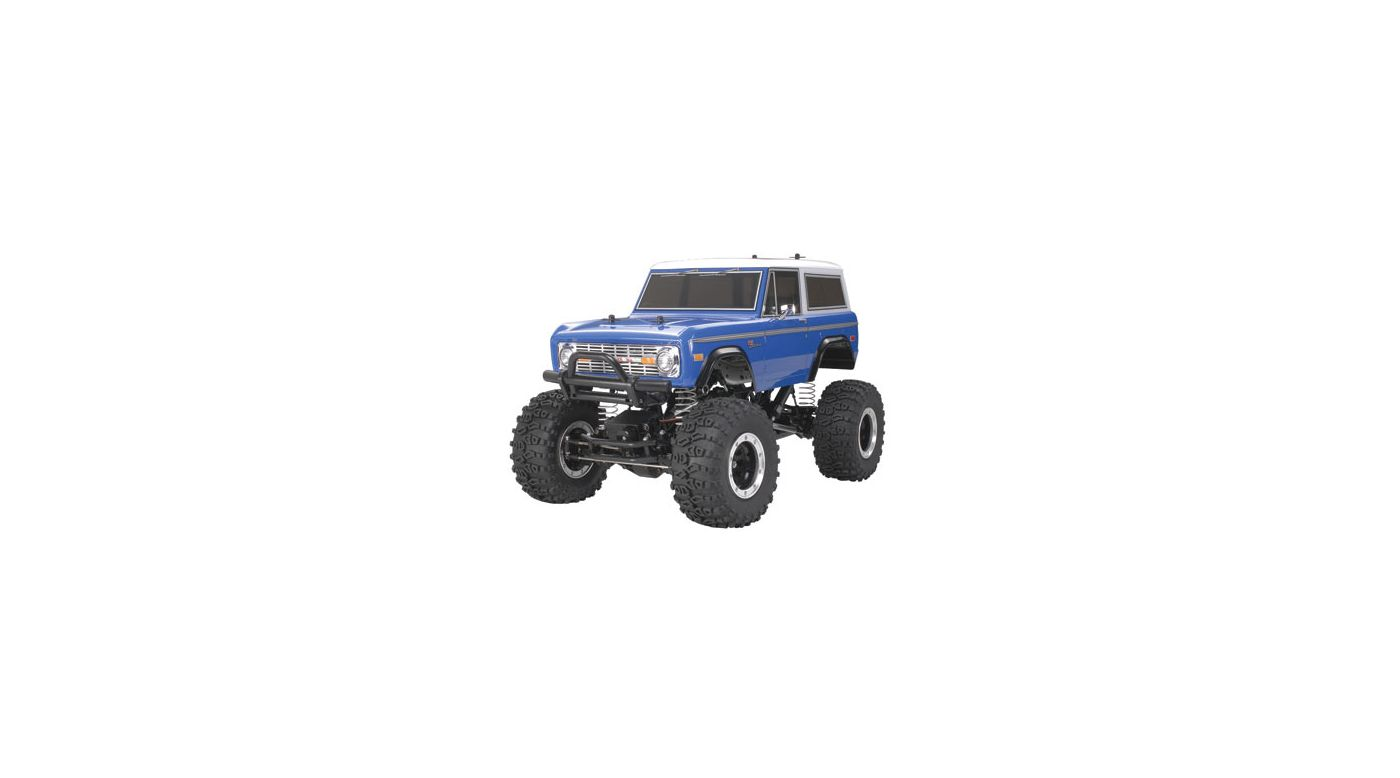 Image for 1/10 Ford Bronco 1973 Kit: CR01 from HorizonHobby