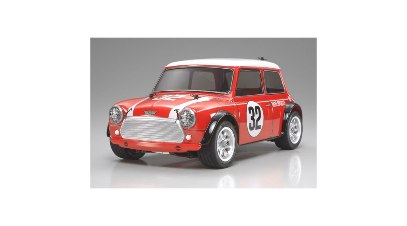 Image for 1/10 Mini Cooper M05 Racing Kit from Horizon Hobby