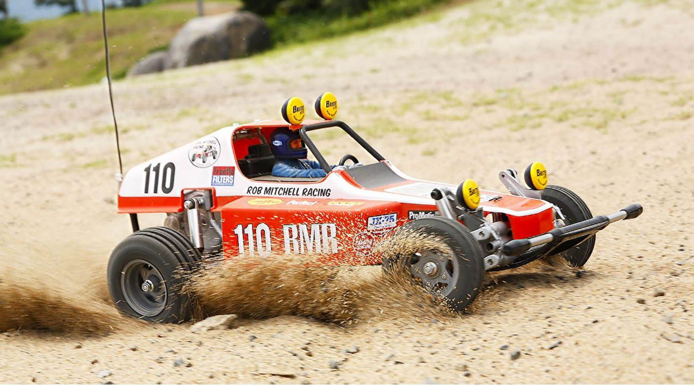 Image for 1/10 Buggy Champ 2009 Kit, Rough Rider 30th Anniversary from HorizonHobby
