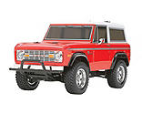 Tamiya America Inc - 1/10 Ford Bronco 1973 Kit: CC01