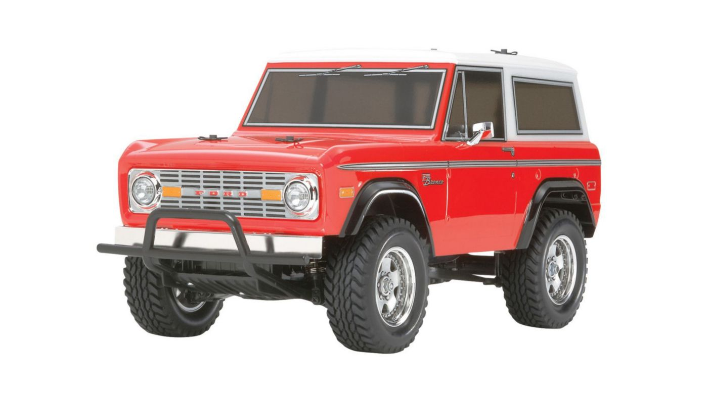 Image for 1/10 Ford Bronco 1973 Kit: CC01 from HorizonHobby