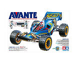 Tamiya America Inc - 1/10 Avante 2011 HI-PO Race Kit