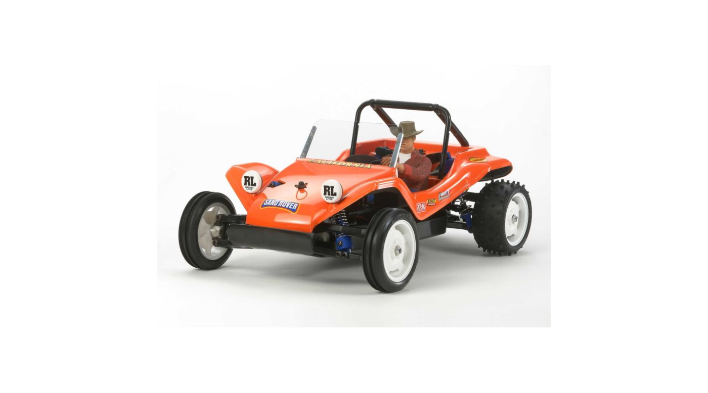 Image for 1/10 Sand Rover 2011 2WD Off Road Truck Kit from HorizonHobby
