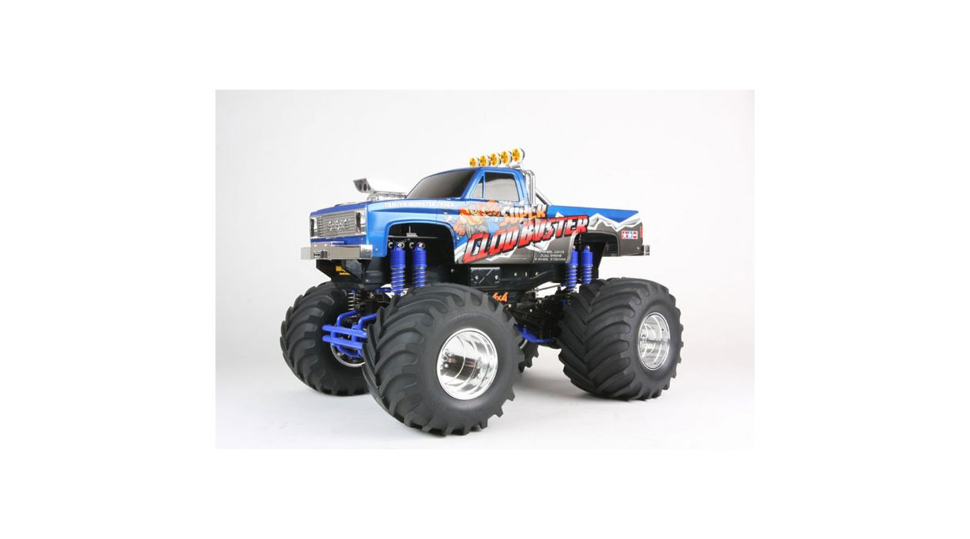 Image for 1/10 Super Clod Buster 4WD Monster Truck Kit from HorizonHobby