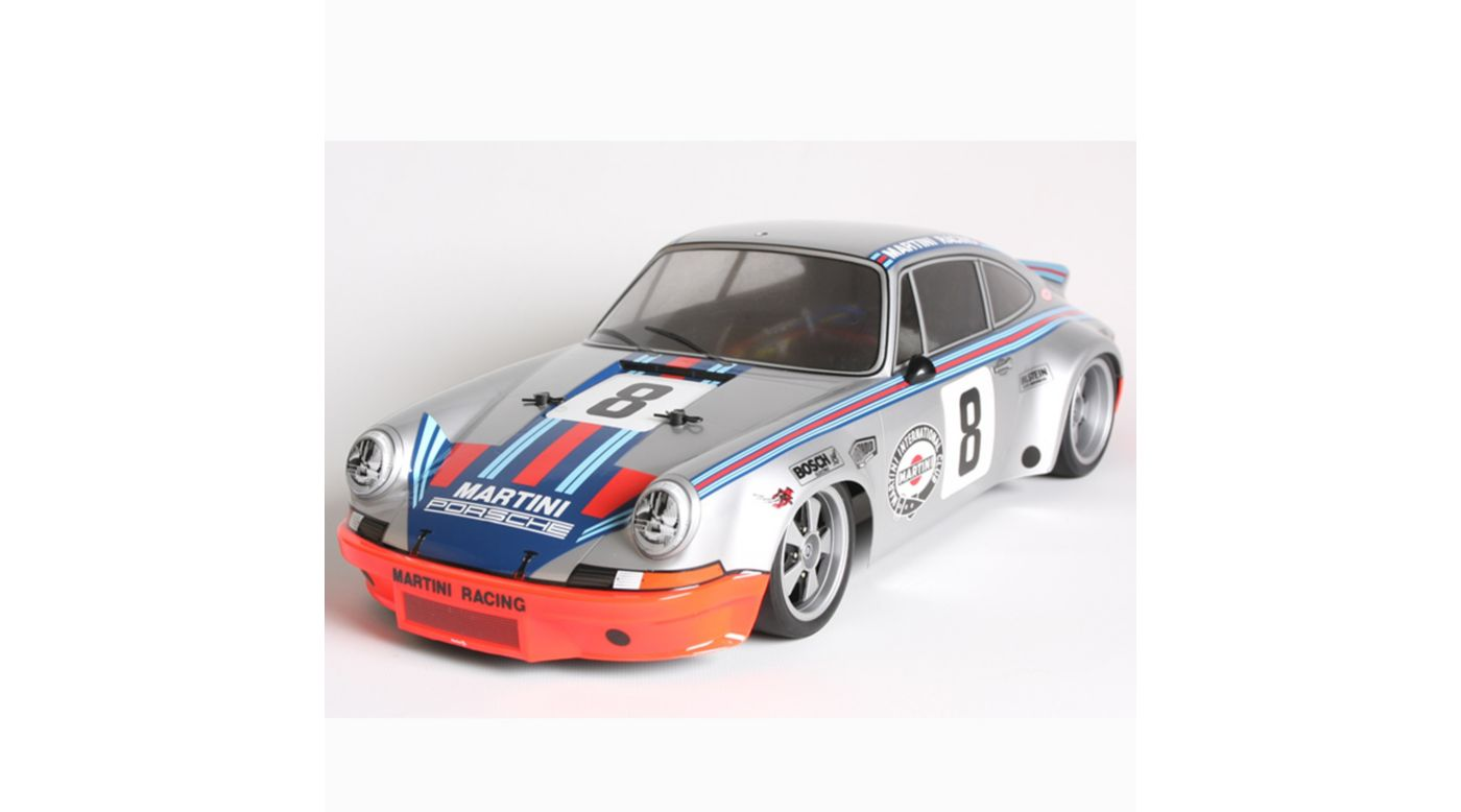 Image for 1/10 Porsche 911 Carrera RSR On Road 4WD Kit, TT02 from HorizonHobby