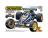 Tamiya America Inc - 1/10 Novafox 2WD Off Road Buggy Kit