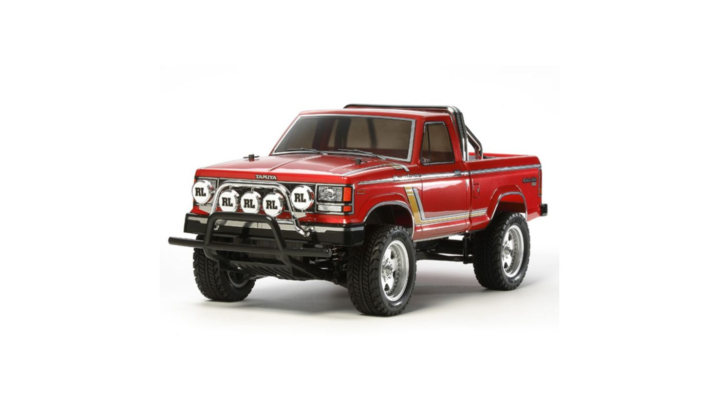 Image for 1/10 LandFreeder Truck Kit, 4WD CC01 from HorizonHobby