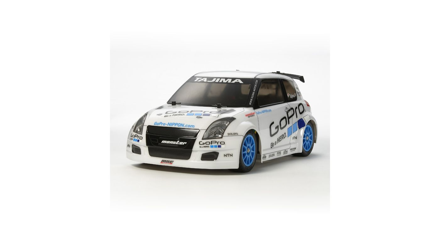 Go Pro Monster SS Swift 2WD Kit M05 | HorizonHobby
