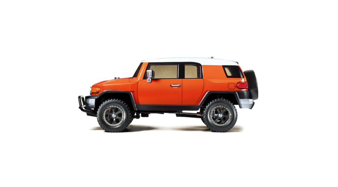 Image for 1/10 Toyota FJ Cruiser SUV CC-01 4WD Crawler Kit from HorizonHobby