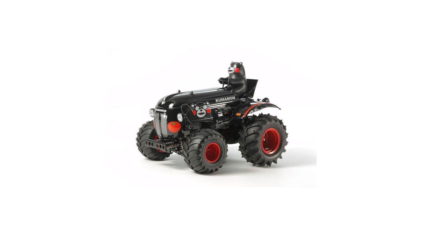Image for 1/10 Tractor Kumamon Version 2WD, WR02G from HorizonHobby