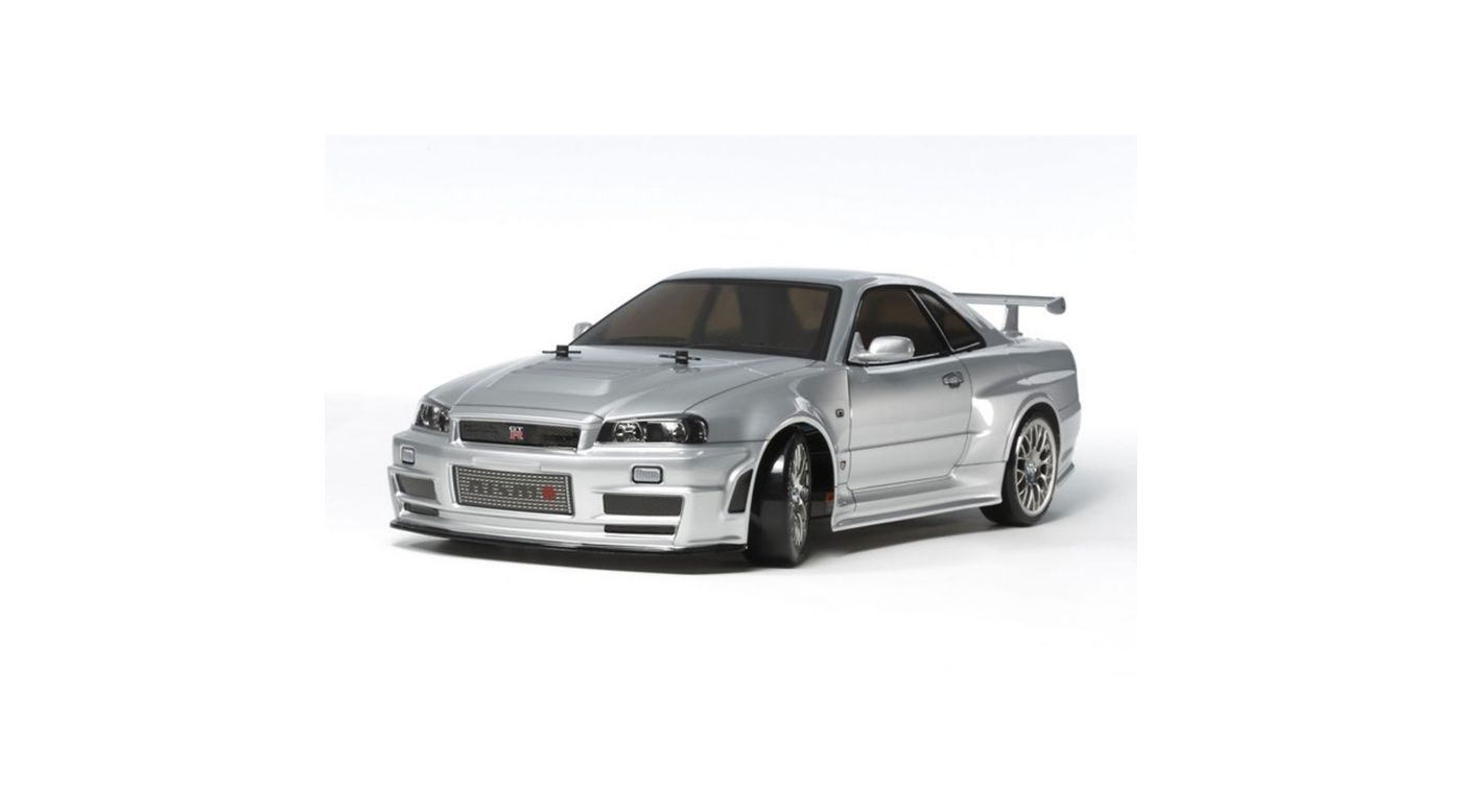 Image for 1/10 NISMO R34 GT-R Z-Tune TT-02D 4WD Drift Special Kit from HorizonHobby