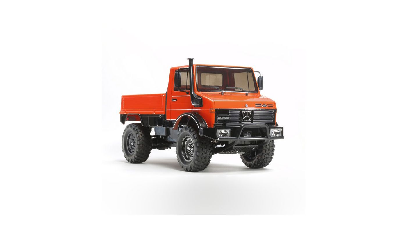 Image for 1/10 Mercedes-Benz Unimog 425 Truck CC-01 Kit from HorizonHobby