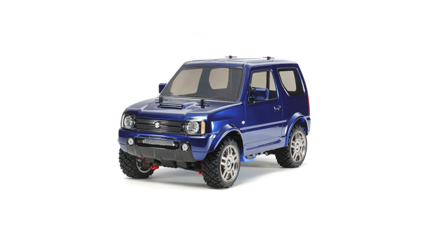 Image for 1/10 Suzuki Jimny JB23 4WD MF-01X Kit from HorizonHobby