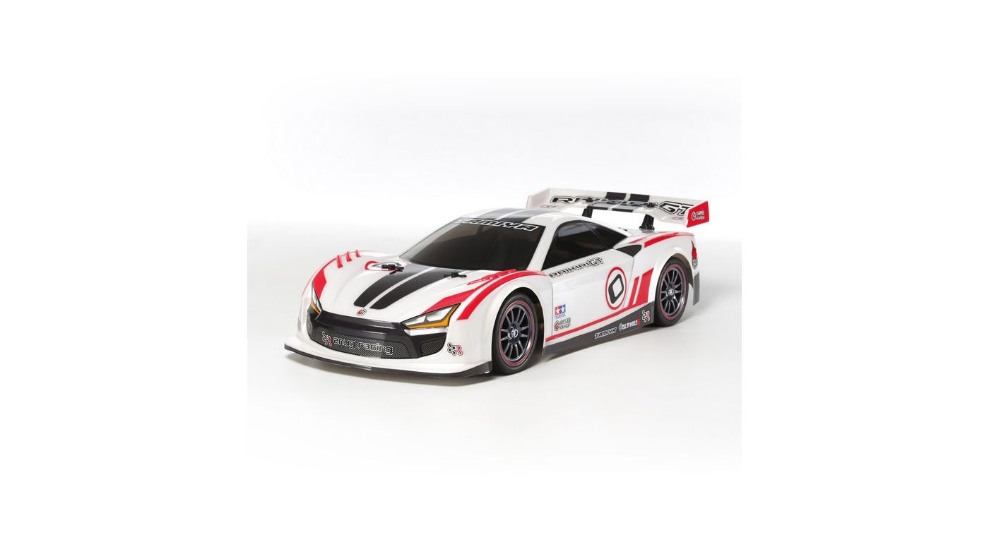 Image for 1/10 Raikiri GT 4WD On-Road TT-02 Kit from HorizonHobby