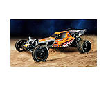 Tamiya America Inc - 1/10 Racing Fighter 2WD Off Road Buggy DT03 Kit