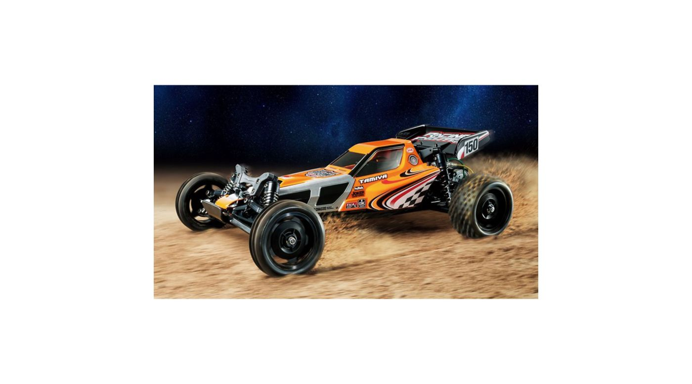 Image for 1/10 Racing Fighter 2WD Off Road Buggy DT03 Kit from HorizonHobby